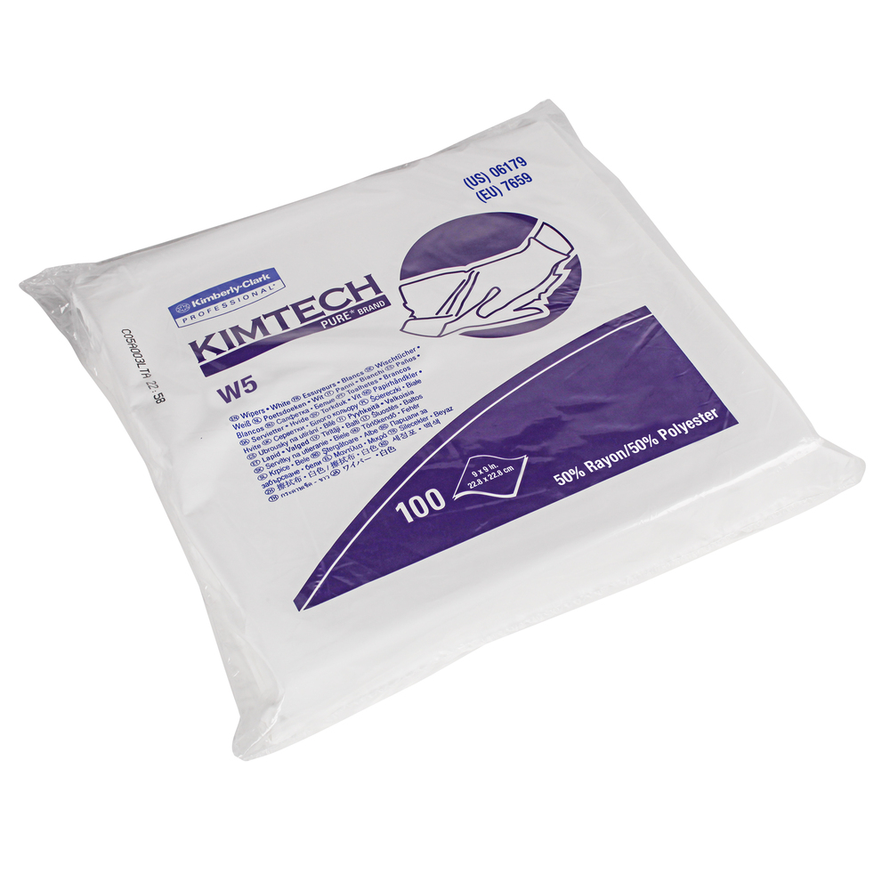Kimtech™ W5 Dry Wipes - 06179