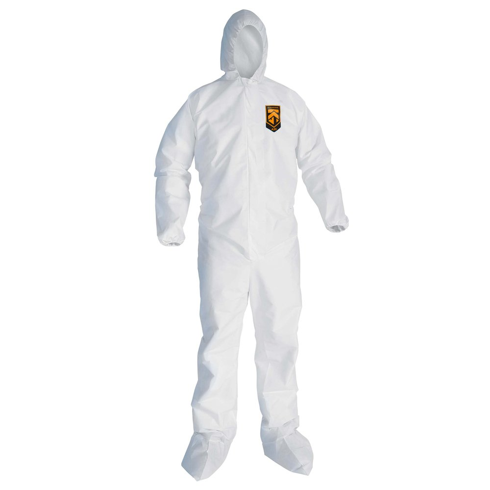 KleenGuard™ A20 Breathable Particle Protection Coveralls - 27258