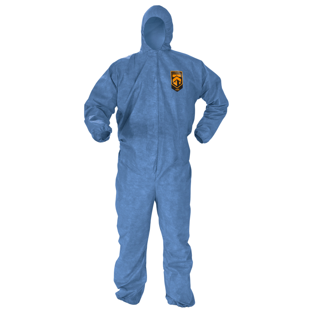 KleenGuard™ A60 Bloodborne Pathogen & Chemical Splash Protection Coveralls - 30955