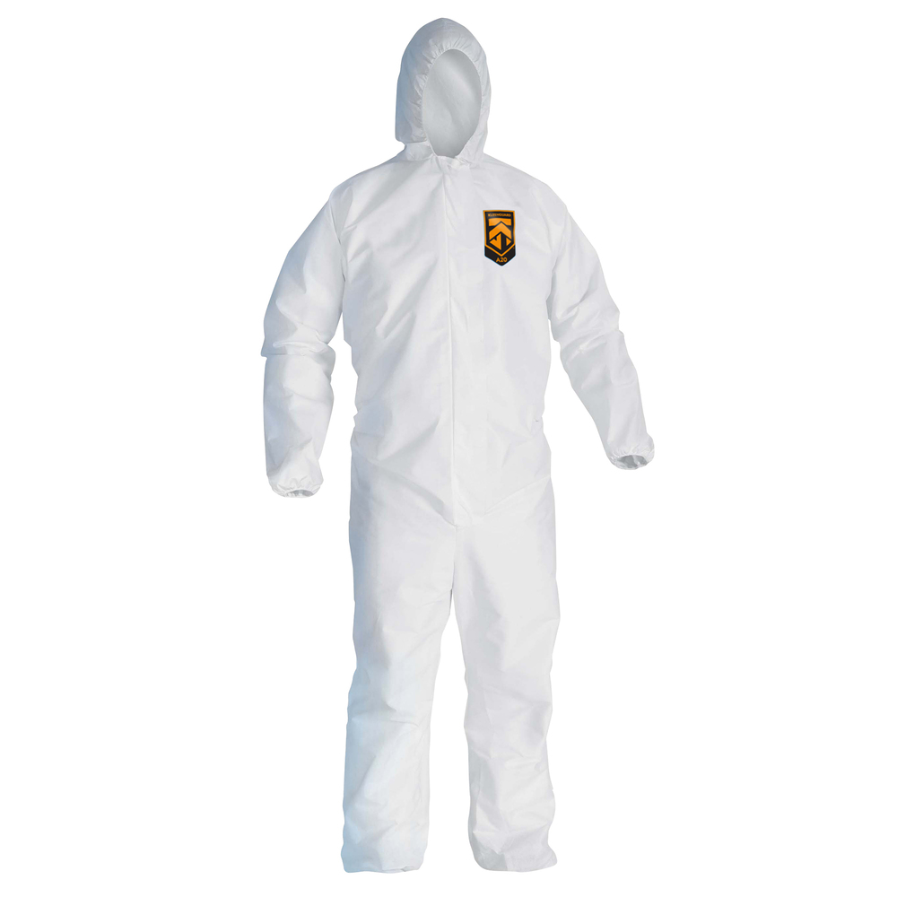 KleenGuard™ A20 Breathable Particle Protection Coveralls - 43171