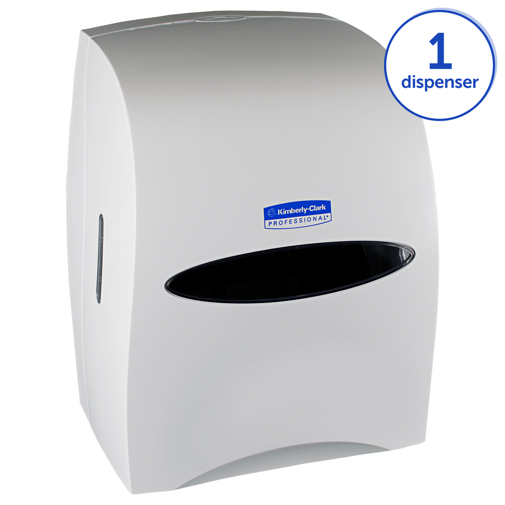 Kimberly-Clark Professional™ Sanitouch Hard Roll Towel Dispenser - 09995