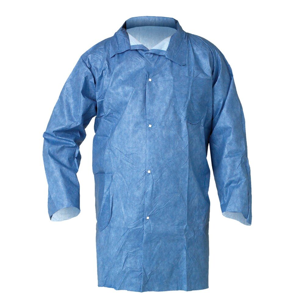 KleenGuard™ A60 Bloodborne Pathogen & Chemical  Splash Protection Lab Coats - 27326