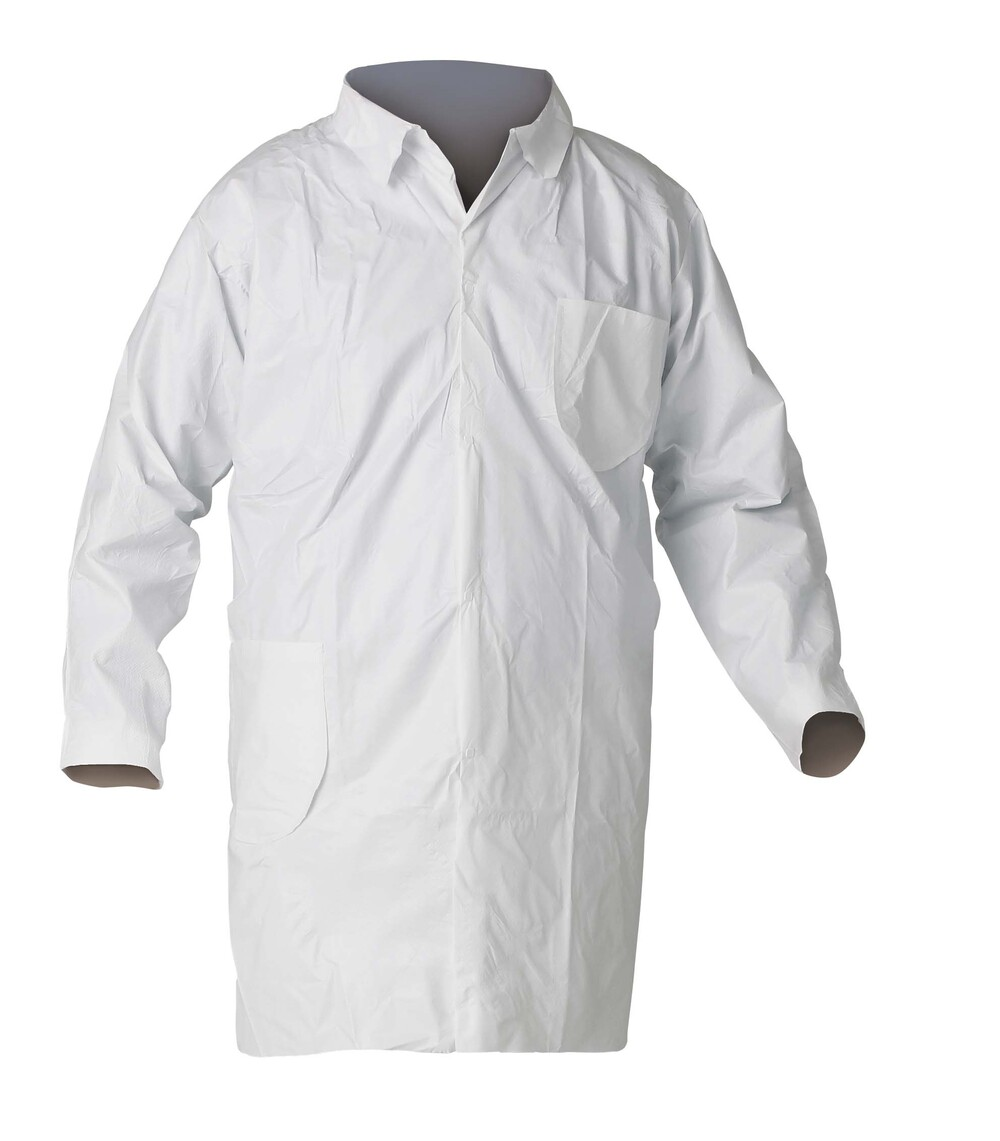 KleenGuard™ A40 Liquid & Particle Protection Lab Coats - 35617