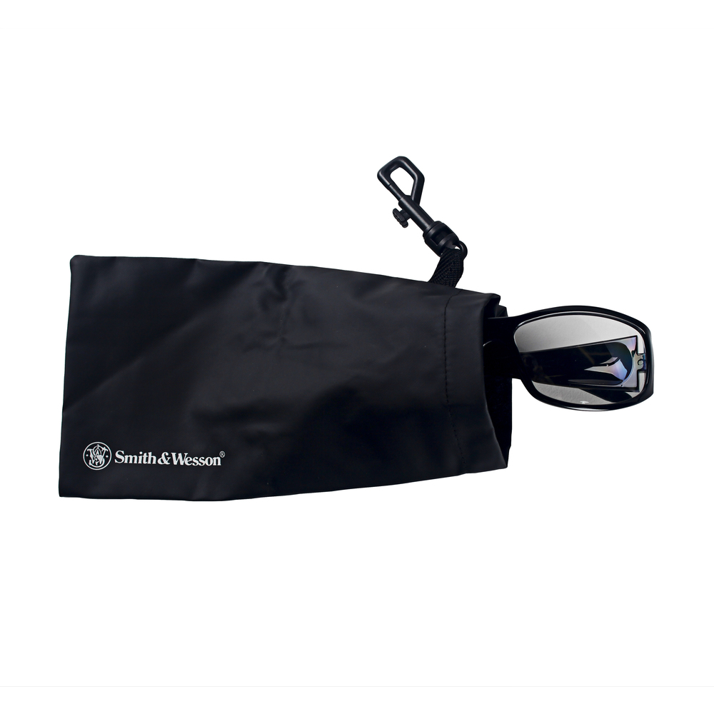Smith & Wesson®  Safety Eyewear Carrying Pouch with Belt Clip - 19941