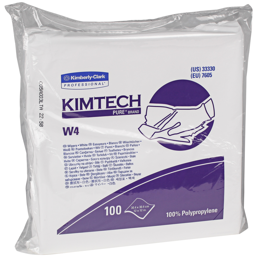 Kimtech™ W4 Dry Wipes - 33330