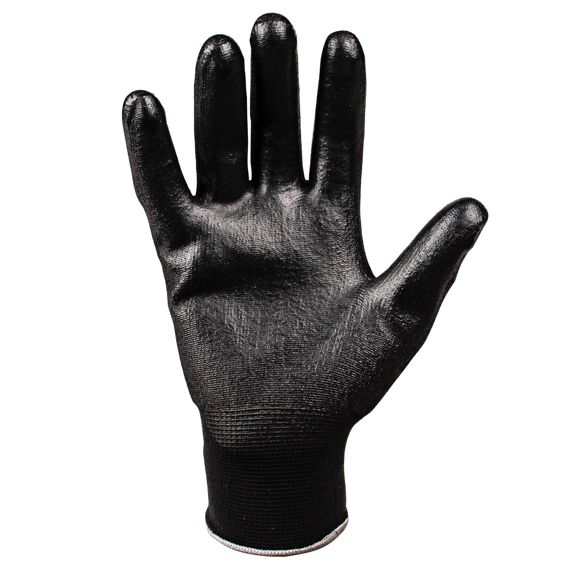 KleenGuard™ G40 Polyurethane Coated Gloves (42606), Small, High Dexterity, Black, 6 Pairs for Vending Bag, 10 Bags / Case - 42606